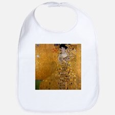 Klimt Portrait of Adele Bloch-Bauer Bib