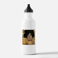 Gustav Klimt Judith (Detail) Water Bottle