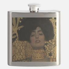 Gustav Klimt Judith (Detail) Flask