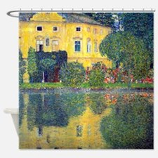 Klimt - Schloss Kammer Shower Curtain