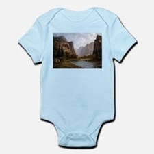 Bierstadt Gates Of Yosemite Infant Bodysuit