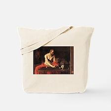 Caravaggio St Jerome Tote Bag