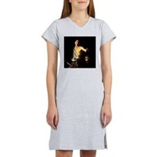 Caravaggio David Goliath Women's Nightshirt