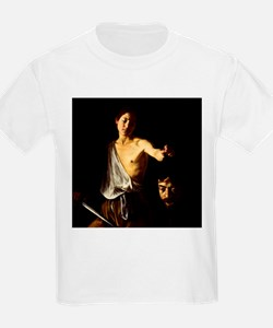 Caravaggio David Goliath T-Shirt