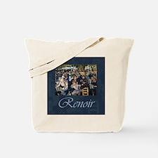 Renoir Le Moulin de la Galette Tote Bag