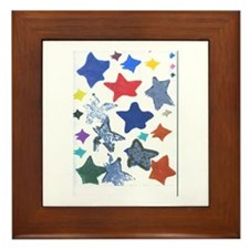 You Will Always Be My Star. Framed Tile