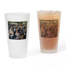Renoir Le Moulin de la Galette Drinking Glass