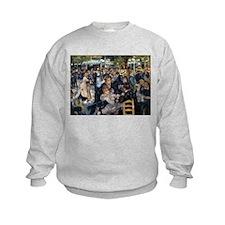 Renoir Le Moulin de la Galette Sweatshirt