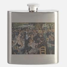 Renoir Le Moulin de la Galette Flask