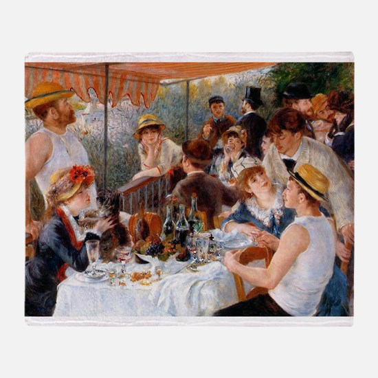 Renoir Luncheon Of The Boating Party Stadium Blan