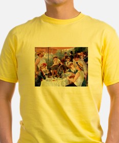 Renoir Luncheon Of The Boating Party T