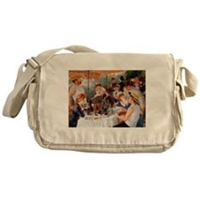Renoir Luncheon Of The Boating Party Messenger Bag