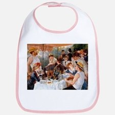 Renoir Luncheon Of The Boating Party Bib