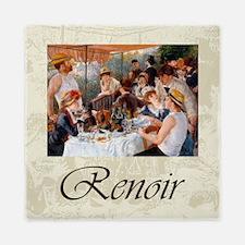 Renoir Luncheon Of The Boating Party Queen Duvet