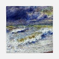 Renoir Seascape Queen Duvet