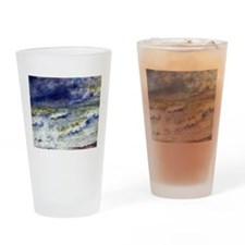 Renoir Seascape Drinking Glass