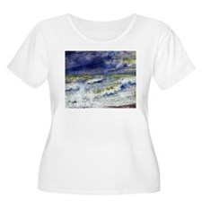 Renoir Seascape T-Shirt