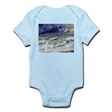Renoir Seascape Infant Bodysuit