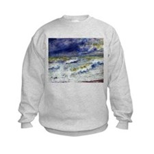 Renoir Seascape Sweatshirt