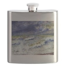 Renoir Seascape Flask