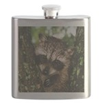 Baby Raccoon Flask