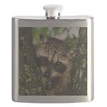 Baby Raccoon Flask