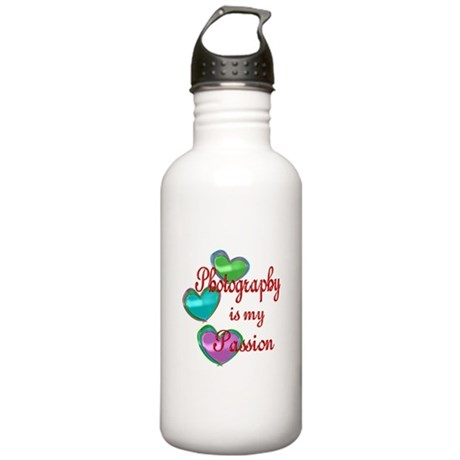Photography Passion Stainless Water Bottle 1.0L
