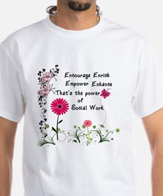 The power of social work T-Shirt
