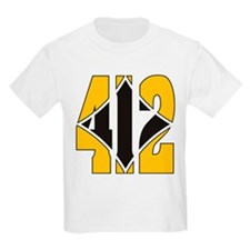412 Gold/Black-W T-Shirt