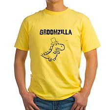 groomzilla-white-bg T-Shirt