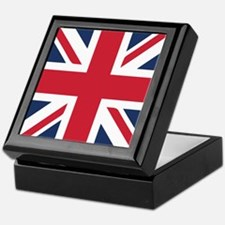 Classic Union Jack Keepsake Box
