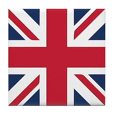 Classic Union Jack Tile Coaster