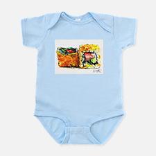 Sushi Couple 1 Infant Bodysuit
