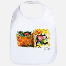 Sushi Couple 1 Bib