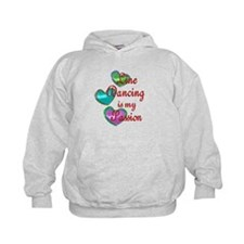 Line Dancing Passion Hoodie