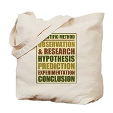 Scientific Method Tote Bag