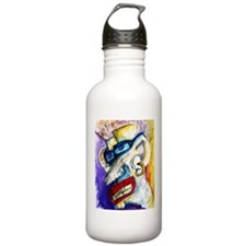 Bono is Without You Water Bottle