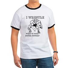 I Wrestle
