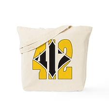 412 Gold/Black-W Tote Bag