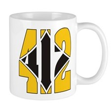 Unique Pittsburgh Mug