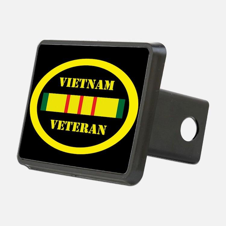 Vietnam Veteran Hitch Cover