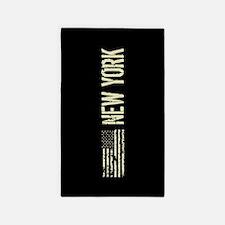 Black Flag: New York Area Rug