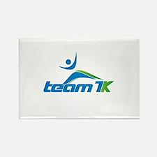 TeamTK Rectangle Magnet