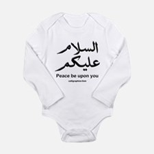 Peace be upon you Body Suit