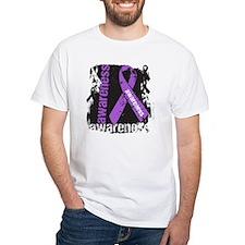 Grunge Pancreatic Cancer Shirt