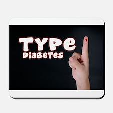Type 1 Diabetes Mousepad