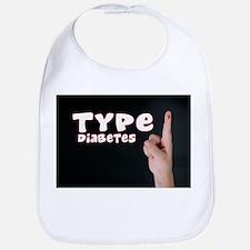 Type 1 Diabetes Bib