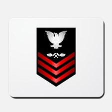 Navy Aviation Structure Mechanic First Class Mouse