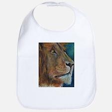 Proud African Lion Bib