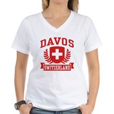 Davos Switzerland Shirt